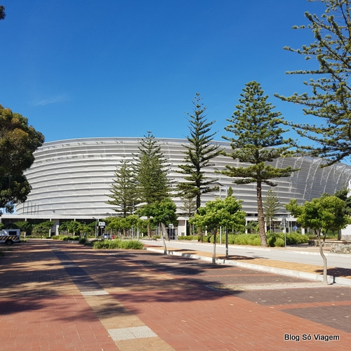 Green Point - estádio Cape Town